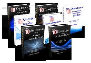 Factoring Top Ten Books
