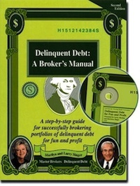Delinquent Debt How to Make Good Money With Bad Debt!