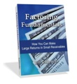 Small Factor Series – 6 Essential eBooks for Factors and Consultants