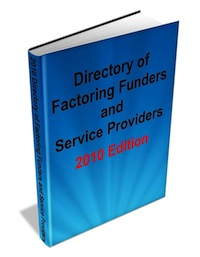 Directory of Factoring Companies and Service Providers – All New 2013 Edition