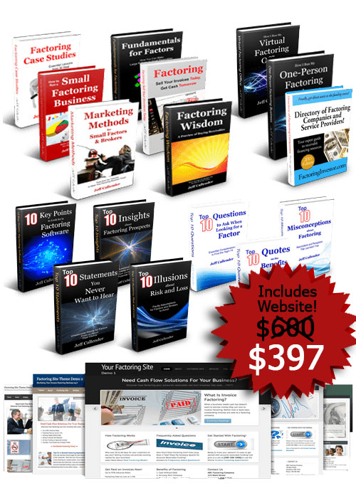 Factoring Business Training Package