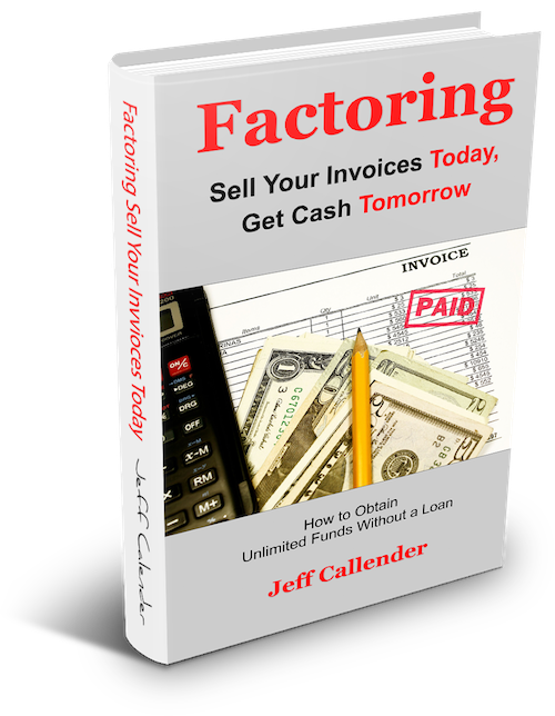 Sell Your Invoices Today Book Cover