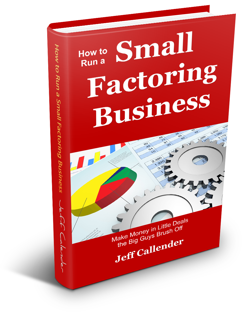 Small Factoring Business Book Cover