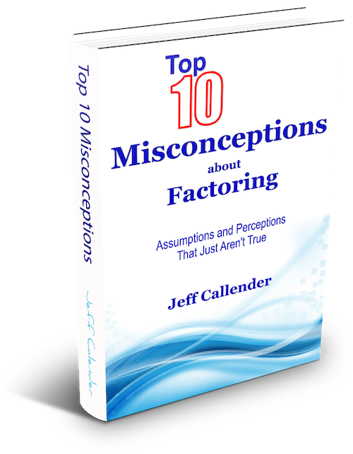 Top 10 Factoring Misconceptions