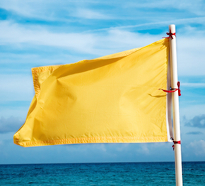 factoring prospect yellow flag
